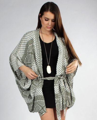 Gypsy Verde Kimono