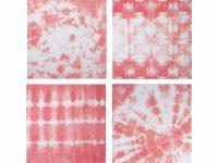 Coral Pink Napkins