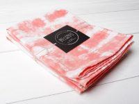 Coral-Pink-Tie-Dye-Napkins2