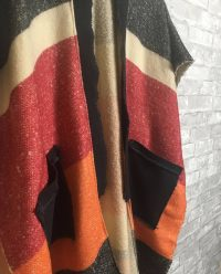 BOandEROS-Sweater-Knit-Cardigan-Black-Red-Orange-Cream3