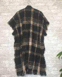 BOandEROS-blackcreamplaid-sweater-knit-coverup3